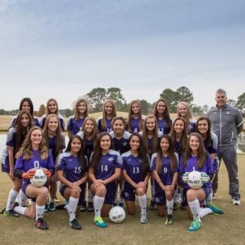 Klein Cain High School - Girls' Varsity Soccer