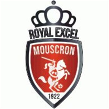 Excel Mouscron - Excel Mouscron 1st Team