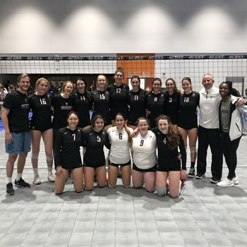 Absolute Volleyball Club - 18 Black