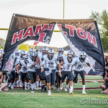 Hamilton High School - JV Football