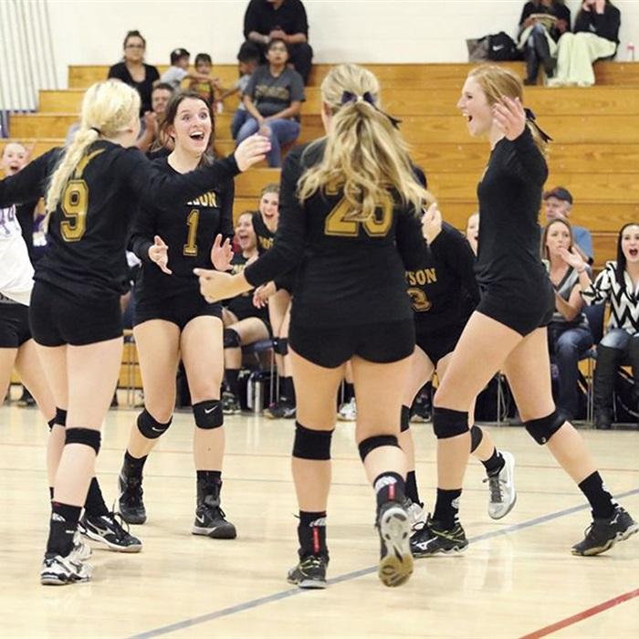 Girl's Varsity Volleyball - Payson High School - Payson
