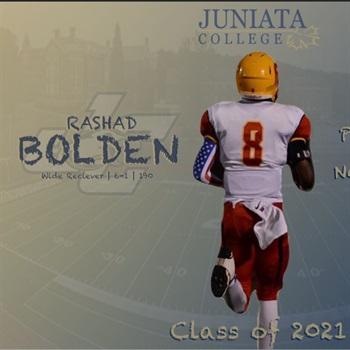 Rashad Bolden