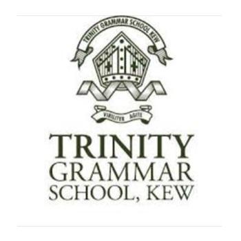 Trinity Grammar Kew - TGS 1st AFL