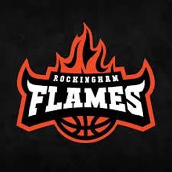 Rockingham Flames - Flames - Womens