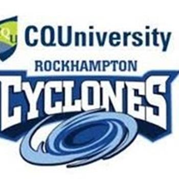 Rockhampton Rockets - Rockhampton CQUniveristy Cyclones - Women