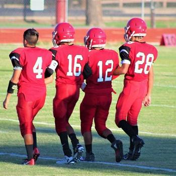 Alhambra High School - Boys' Freshman Football