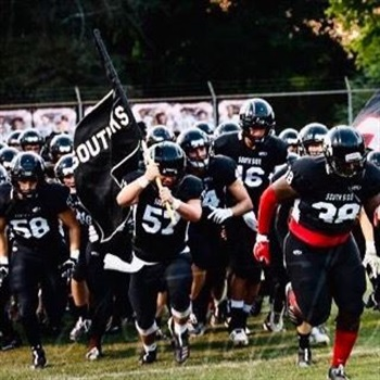 Jackson South Side High School - HAWKS Football