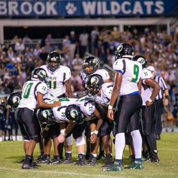 Enloe High School - Enloe Eagles Varsity Football
