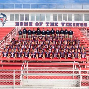 Fort Walton Beach High School - FWBHS Vikings Football-Varsity