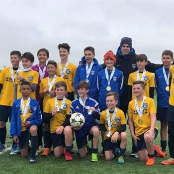 Capital Area Soccer Association - CASA 05M Elite