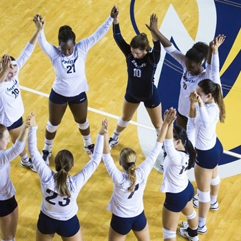 Emory University - Emory Women's Volleyball