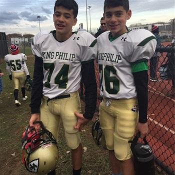 John and Lucas Crivello