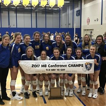 St. Michael-Albertville High School - Girls Volleyball