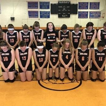 Middleboro High School - Freshmen Volleyball