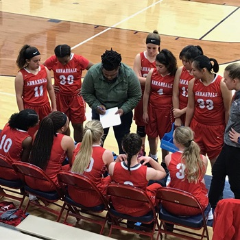 Annandale High School - Girls Varsity Basketball