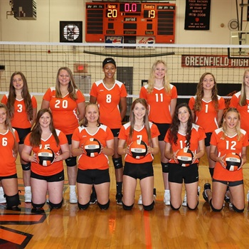 Greenfield/Northwestern High School - Girls' Varsity Volleyball