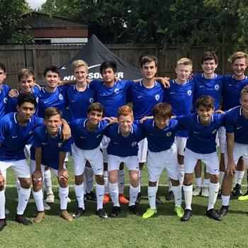 Albion Hurricanes FC - 04 Boys ECNL