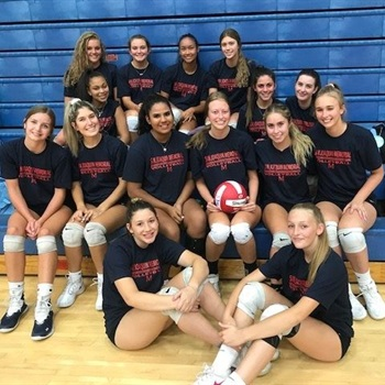 San Joaquin Memorial High School - Varsity Girls Volleyball