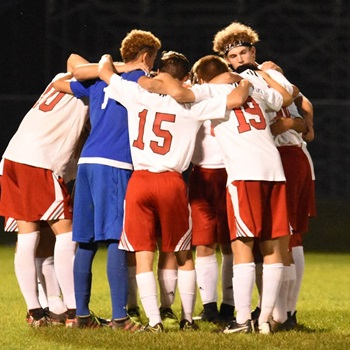 New Palestine High School - Boys' Varsity Soccer