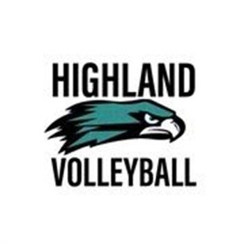 Highland High School - Girl's Varsity Volleyball