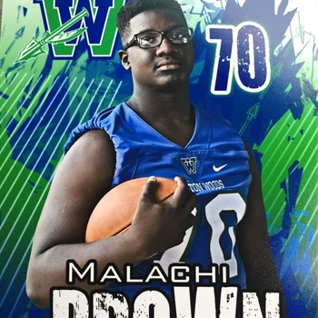malachi brown