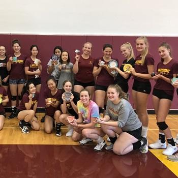 Lakeside High School (Seattle) - Girls Varsity Volleyball