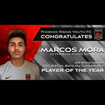 Marcos Mora