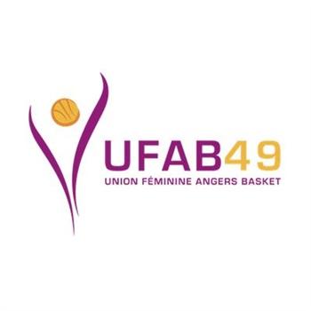 ANGERS - UNION FEMININE  BASKET 49 - ANGERS UFAB 49