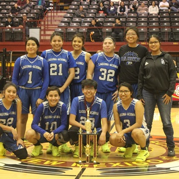 Laguna-Acoma High School - Girls' Varsity Basketball