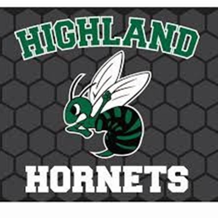 Medina Highland High School logo