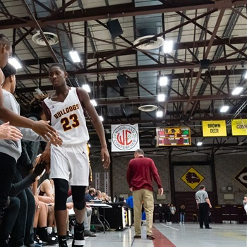 West Allis Central High School - WAC Boys' Varsity BK