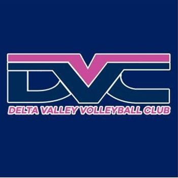 Delta Valley Volleyball Club - 13 Pink