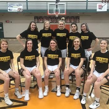 White Cloud High School - Girls Varsity Basketball