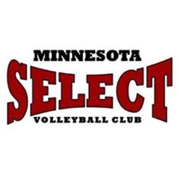 Minnesota Select Volleyball Club - 16-Black