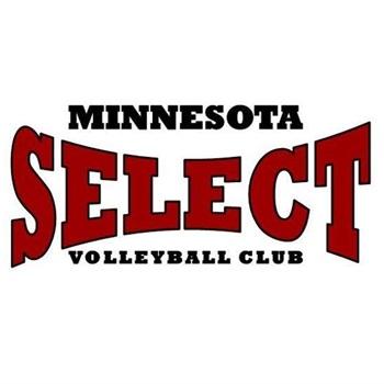 Minnesota Select Volleyball Club - 15 White