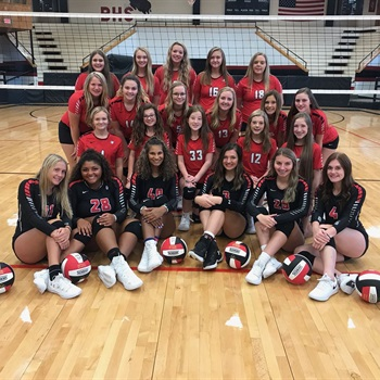 Buffalo High School - Varsity Volleyball