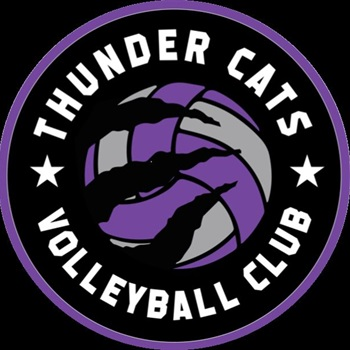 Thunder Cats Volleyball Club - TCVB 18 Grey