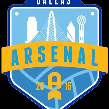 Dallas Arsenal - Dallas Arsenal 17 Gold