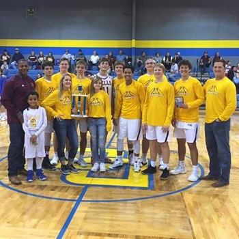 Bells High School - Boys' Varsity Basketball - New