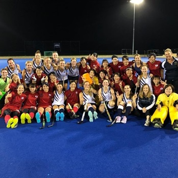 Whitford Hockey Club - Womens 1st Team