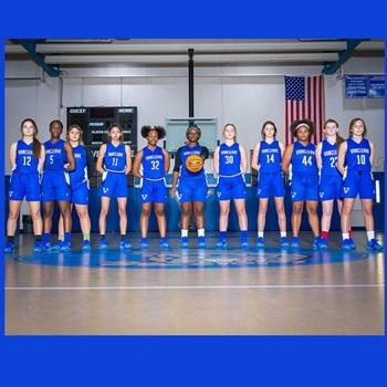 Vancleave High School - Girls Varsity Basketball