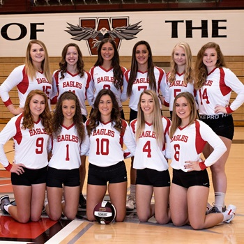 Weatherford High School - Varsity Volleyball