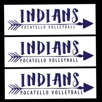Indian Volleyball - Pocatello High School Volleyball