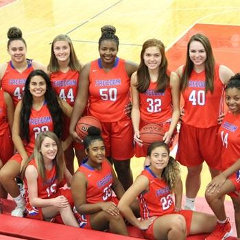 Freedom High School - Varsity Basketball, Girls