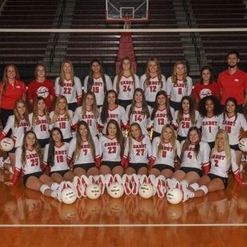 Cabot High School - Girls Varsity Volleyball