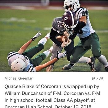 Qua'Cee Blake