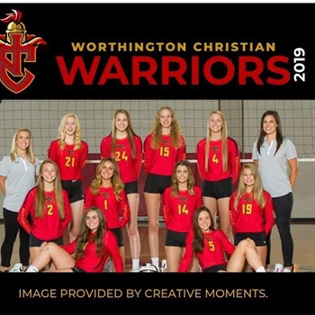 Worthington Christian High School - Girls' Varsity Volleyball