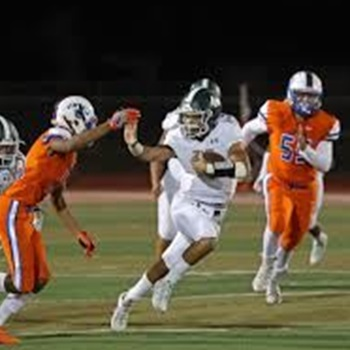 Tracy High School - Boys Varsity Football