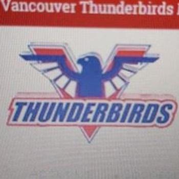 Thunderbirds Minor Hockey - Peewee A1 Thunderbirds