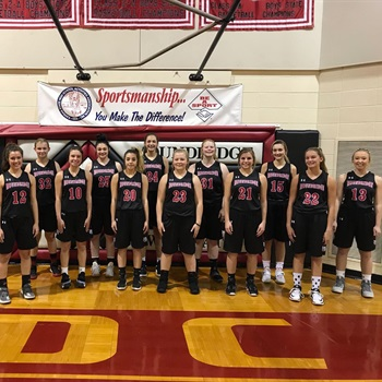 Moundridge High School - Girls Basketball
